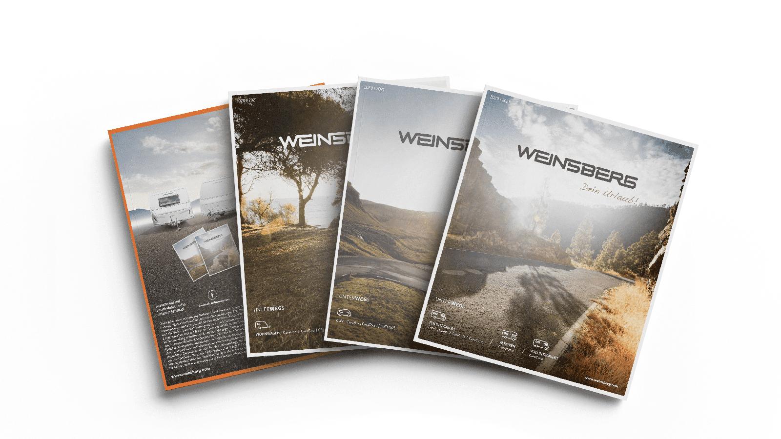 Weinsberg Produktkataloge 2020/21
